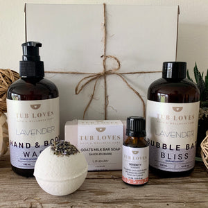 BATHING BLISS GIFT SET