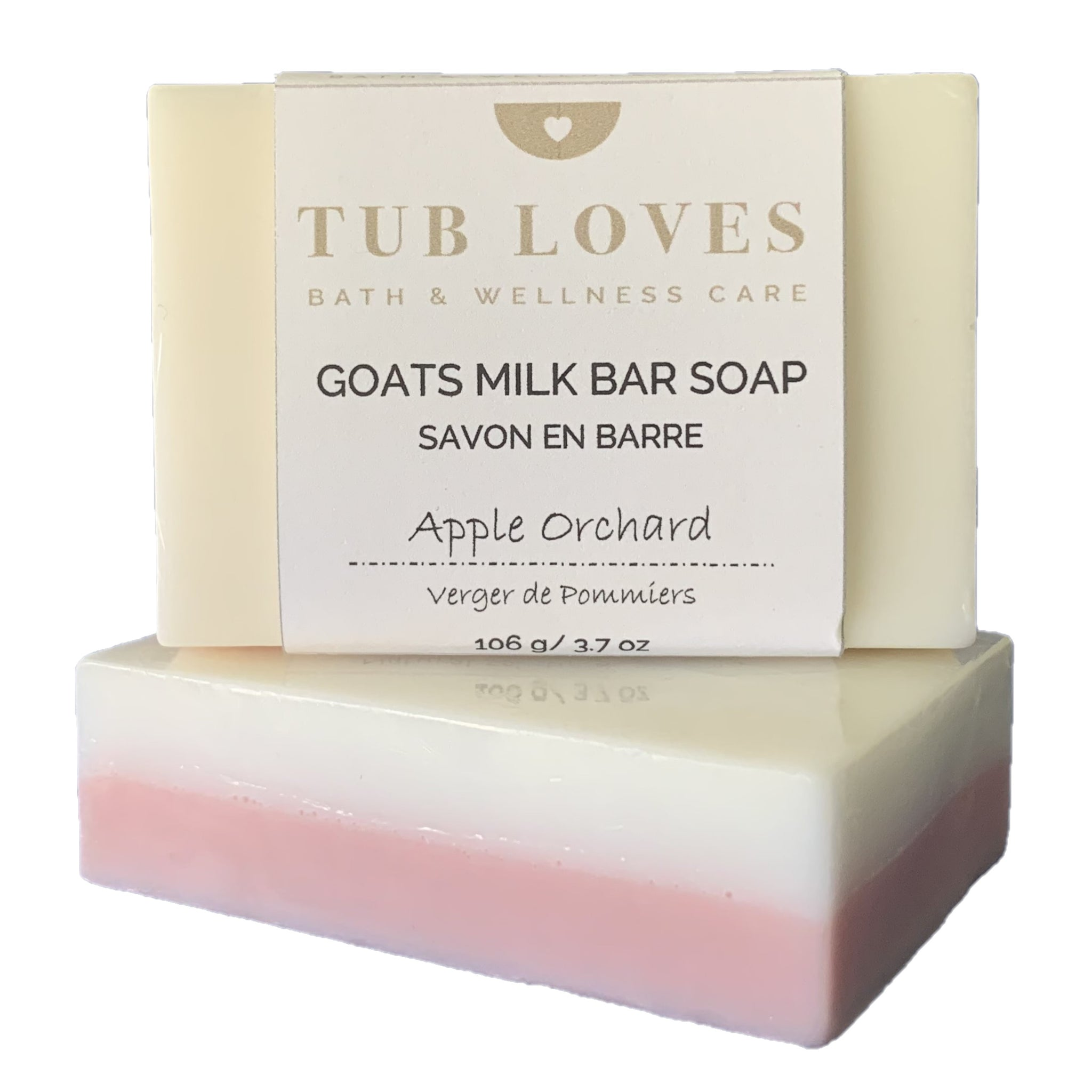 APPLE ORCHARD - GOATS MILK BAR SOAP