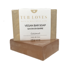COCONUT - VEGAN BAR SOAP