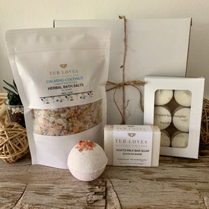COCONUT GIFT SET