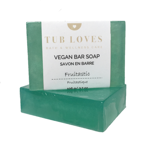 FRUITASTIC - VEGAN BAR SOAP