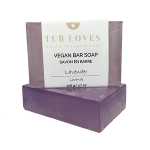 LAVENDER - VEGAN BAR SOAP