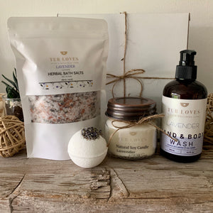 QUIET TIME GIFT SET