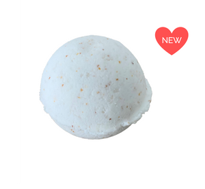 LEMON LAVENDER BATH BOMB