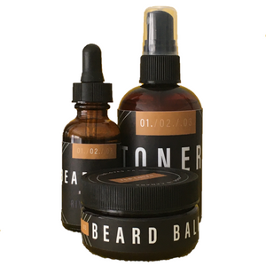 BEARD BUNDLE - RIVER MIST