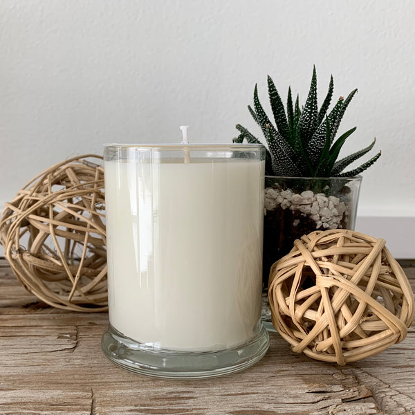 FROSTED CRANBERRY - NATURAL SOY CANDLE