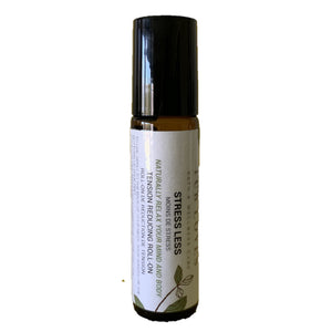 STRESS LESS PURE OIL ROLL-ON