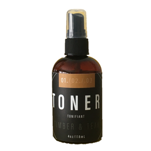 POST SHAVE TONER - TIMBER & TEAK