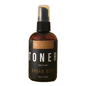 POST SHAVE TONER - URBAN BEAT