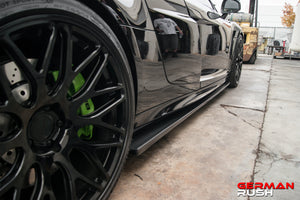Check out our new SIDE SPLITTER FOR AUDI R8 2007-2015 IN CARBON FIBER OR FIBERGLASS