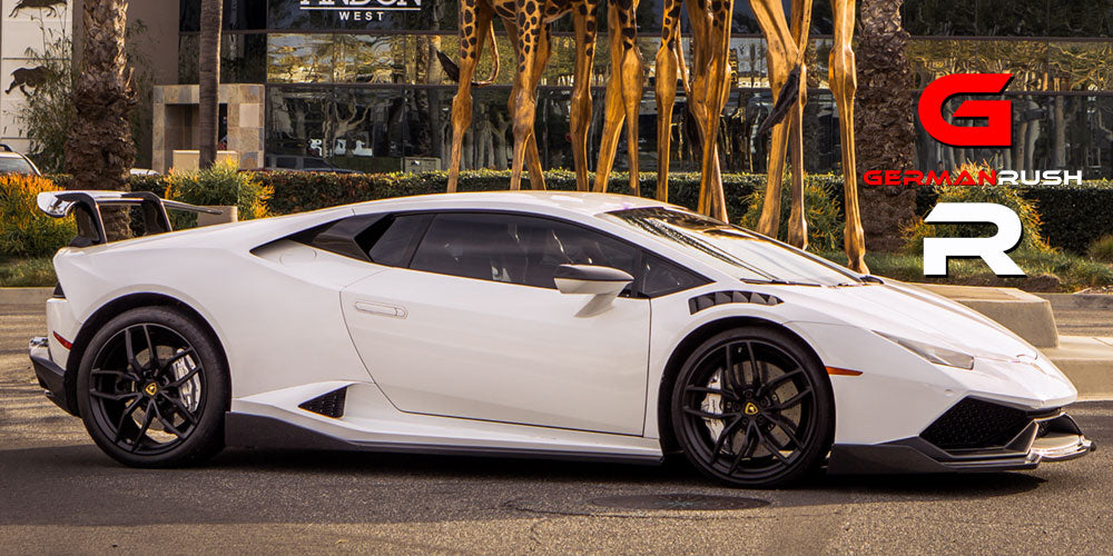 USA Made Products for the Lamborghini Huracan