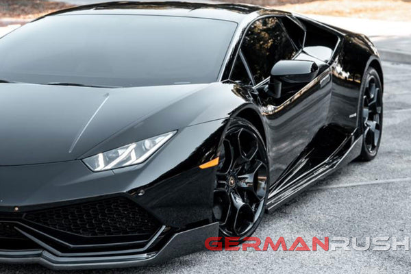German Rush Carbon Fiber upgrades for the Lamborghini Huracan