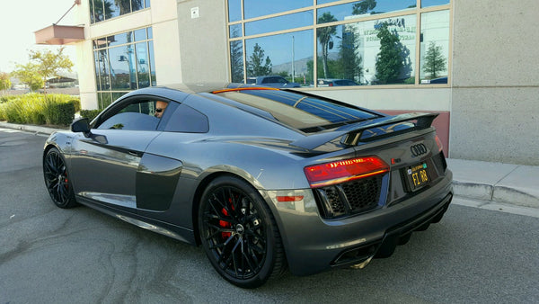 Audi R8 Exterior Carbon Fiber upgrade parts