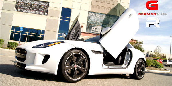 Jaguar F-Type Exterior Upgrades