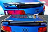 Wing GT Style for Audi R8 2007-2015 in Carbon Fiber or Fiberglass