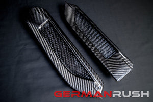 Side Power Vents Carbon Fiber Jaguar F-Type by German Rush