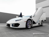 Lamborghini Huracan 2014-2019 Vertical Lambo Doors Conversion KIt, made in the USA