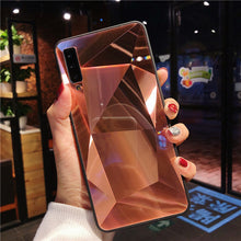 Load image into Gallery viewer, For Samsung Galaxy A5 A6 A7 A8 A9 J2 J3 J4 J5 J6 J7 Plus 2016 2017 2018 Grand Prime Luxury 3D Diamond Glitter Bling Case Cover