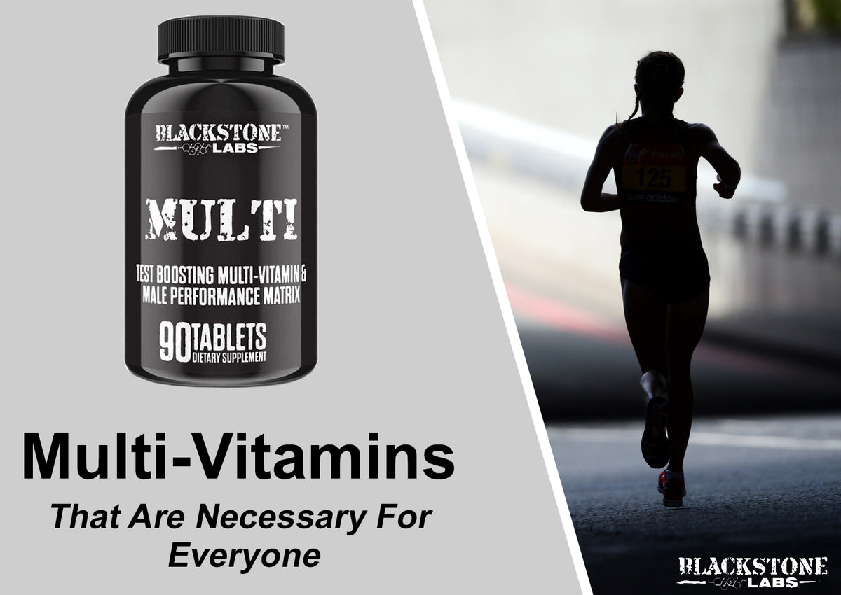Multi vitamin blackstone labs