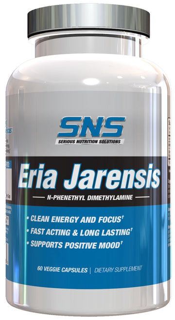 SNS Serious Nutrition Solutions Eria Jarensis