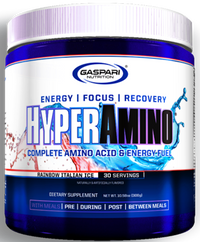 Gaspari Nutrition HyperAmino 30 serving Clearance