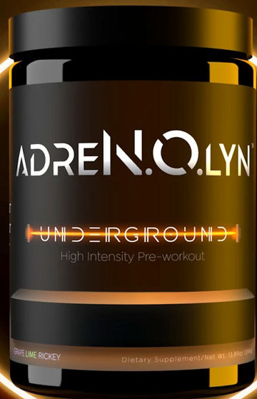 Black Market Labs AdreNOlyn Underground 25 servings