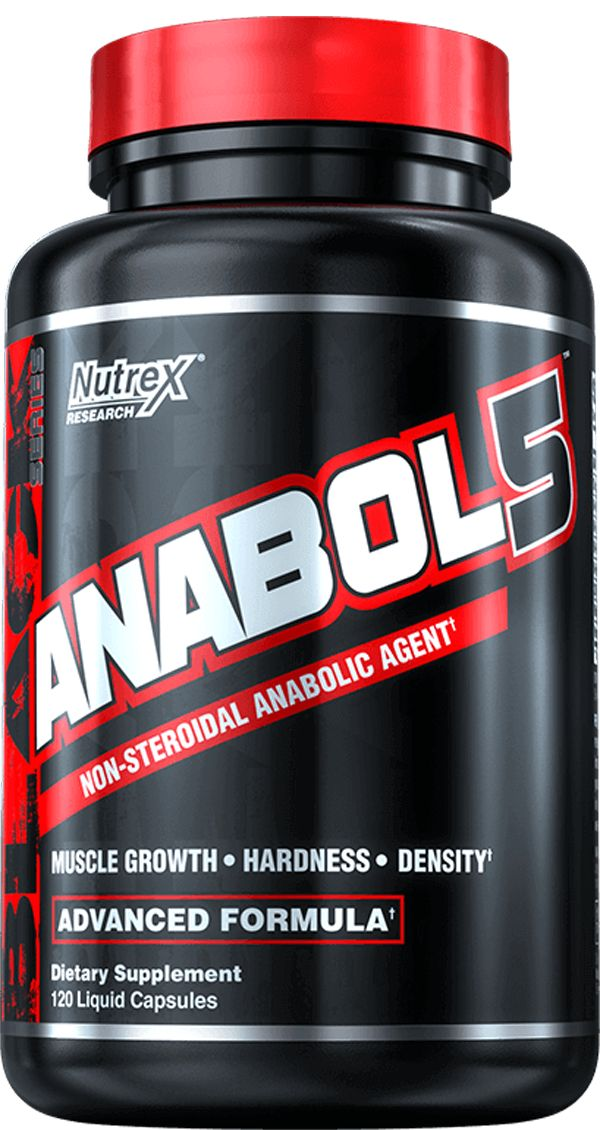 Nutrex Anabol 5 Muscle Builder