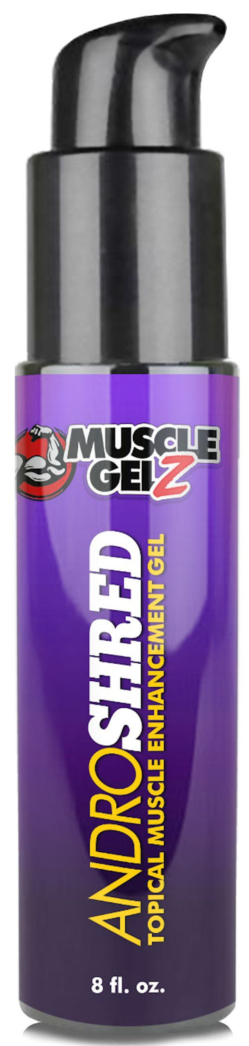 Muscle Gelz Andro Shred 8oz