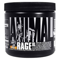 Universal Nutrition Animal Rage XL 30 servings