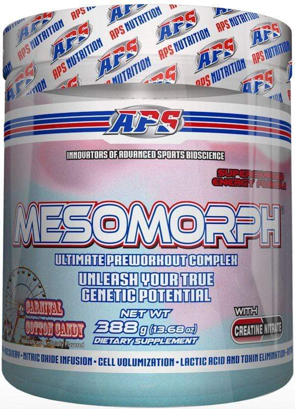 APS Nutrition Citrulline APS Nutrition Mesomorph 25 servings BLOWOUT