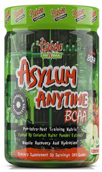 Psycho Pharma Asylum Anytime BCAA 30 servings