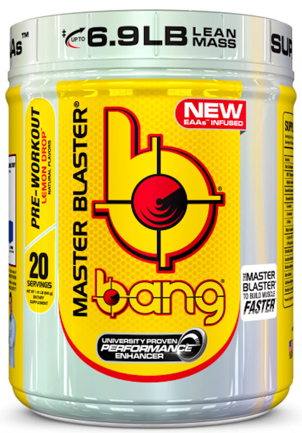 VPX Bang Master Blaster new lemon