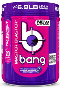 VPX Bang Master Blaster new