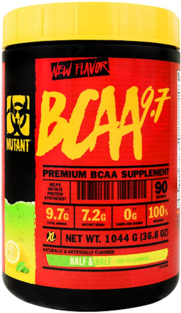 Mutant BCAA 9.7  muscle growth