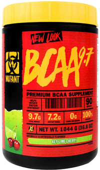 Mutant BCAA 9.7 muscle recovery