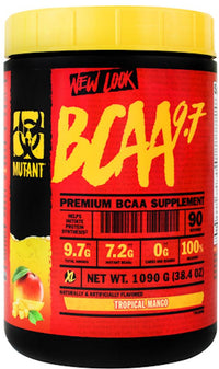 Mutant BCAA 9.7 get big muscle