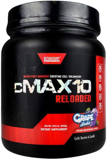 Betancourt Nutrition cMax 10 Reloaded 20 servings