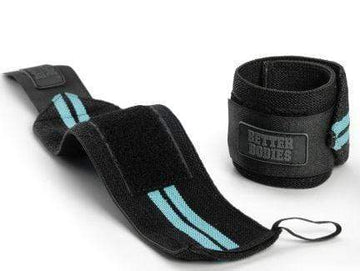 Women's Wrist Wraps Better Bodies (Discontinue Limited Supply)