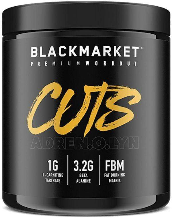 Black Market Labs beta alanine BlackMarket Labs Cuts 30 servings