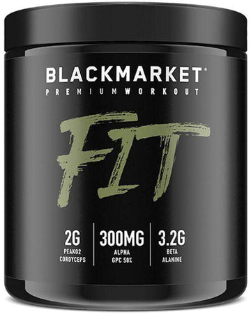 BlackMarket Labs Fit 30 servings