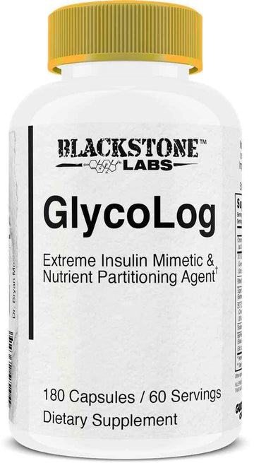 Blackstone Labs Glycolog 180 caps