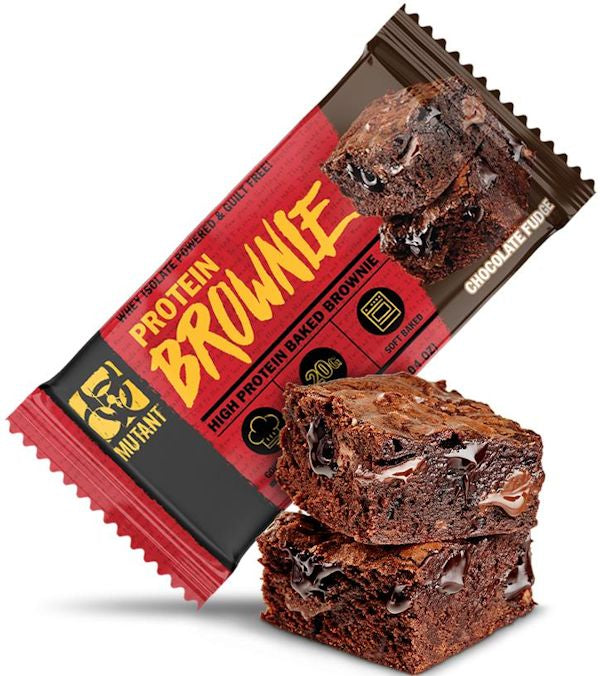 Mutant Protein Brownie 12 bars