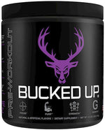 BUCKED UP Pre-Workout 30 servings