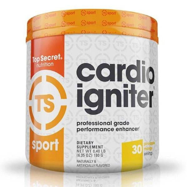 Top Secret Nutrition Cardio Igniter 30 servings