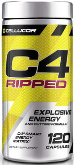 Cellucor Weight Loss Cellucor C4 Ripped 120 Caps