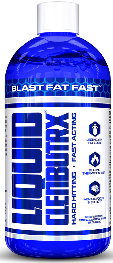 VPX Liquid Clenbutrx 40 servings