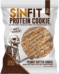 Sinister Labs Sinfit Cookies 10 pack