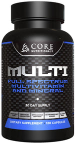 Core Nutritionals Multi Vitamin Core Nutritionals Multi 120 caps