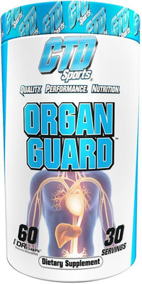 CTD Sports Liver Support CTD Sports Organ Guard