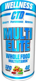 CTD Sports Multi-Elite Multivitamin 120 tabs
